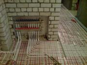 Отопление и санитарно-технические работы