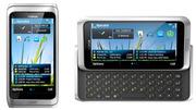 Продам срочно Nokia E7 (б/у) оригинал в отличном состоянии