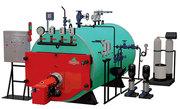 Паровые котлы «TANSU»  на газе и жидком топливе с выработкой пара от 0.3 до 20 тонн в час
