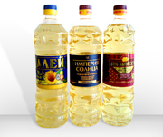 Подсолнечное масло рафинированное дезодорированное бутилированная