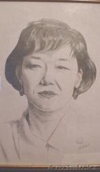 Портреты карандашем на заказ