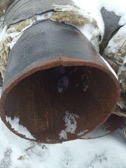 Продам трубы стальные д325 мм,  толщина стенки 8мм. Б/У.