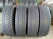 б/у шины для грузовых авто ОПТОМ из Германии