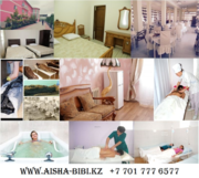 Санаторий «Айша Биби» специализируется на лечении различных заболевани