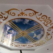Натяжные потолки от Soffitto luxe