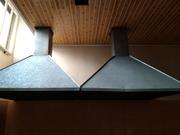 Центробежный вентилятор трёхфазный,  вентиляционные зонты